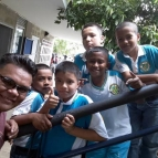 Ir. Cláudio Silva comenta experiência na Colômbia