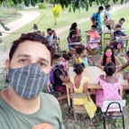 Vocacionado realiza experiência no Maranhão