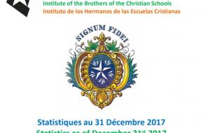 Estatísticas do Instituto 2017