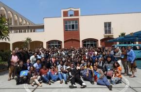 Capital peruana sediou Congresso Novas Gerações