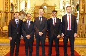 Província celebra seus novos Irmãos