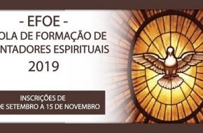 Escola de Formação de Orientadores Espirituais