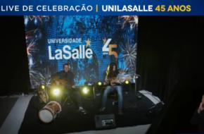 Aniversário de 45 anos da Universidade La Salle
