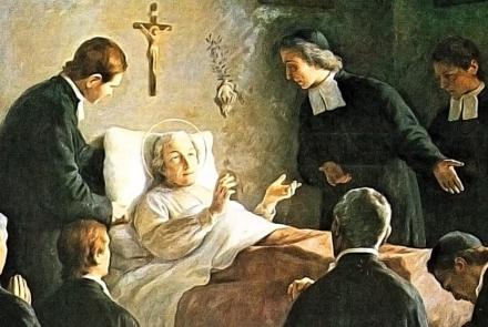 Cercado de Irmãos São João Batista De La Salle sobe aos céus