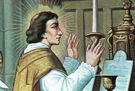 La Salle celebra sua primeira missa